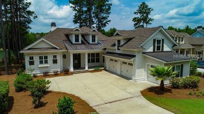 Hampton Lake Single Family Home For Sale: 33 Balsam Bay Court