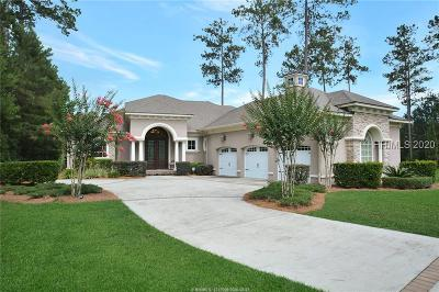 Hardeeville Single Family Home For Sale: 595 Full Sweep E