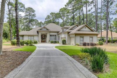 Moss Creek Single Family Home For Sale: 63 Saw Timber Drive