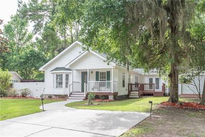 Bluffton Single Family Home For Sale: 31 River Tree Circle