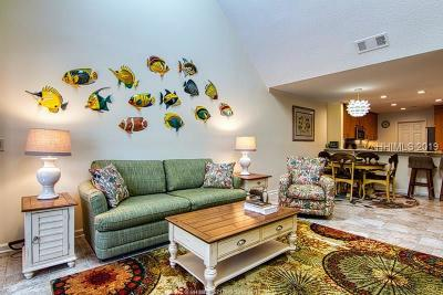 Beaufort County Condo/Townhouse For Sale: 100 Colonnade Road #156