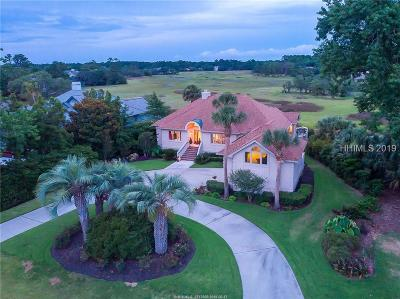 Hilton Head Island Single Family Home For Sale: 294 Seabrook Drive