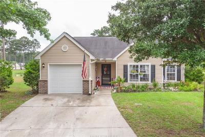Bluffton Single Family Home For Sale: 18 Torrey Lane