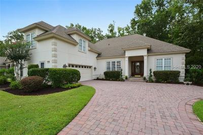 Bluffton Single Family Home For Sale: 122 Cutter Circle