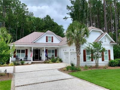 Hampton Lake Single Family Home For Sale: 26 Balsam Bay Court