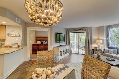 Hilton Head Island Condo/Townhouse For Sale: 1 Ocean Lane #2116