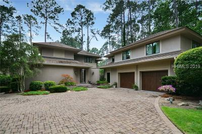 Hilton Head Island Single Family Home For Sale: 5 Lavington Road