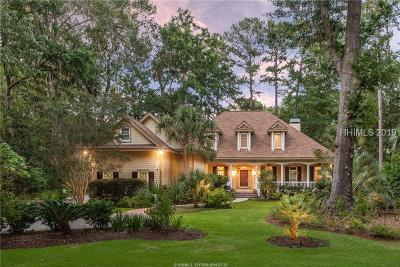 Beaufort County Single Family Home For Sale: 18 Osprey Circle