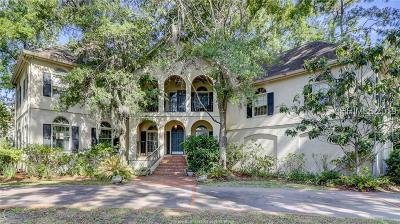 Hilton Head Island Single Family Home For Sale: 17 Bridgetown Road