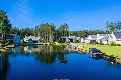 Bluffton Residential Lots & Land For Sale: 316 Hampton Lake Drive