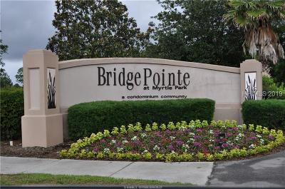 Bluffton Condo/Townhouse For Sale: 4924 Bluffton Parkway #19-103