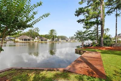 Bluffton Single Family Home For Sale: 21 Waterview Court