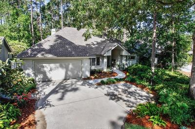 Beaufort County Single Family Home For Sale: 15 Rusty Rail Lane