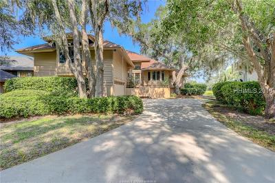 Hilton Head Island Single Family Home For Sale: 33 Spartina Court