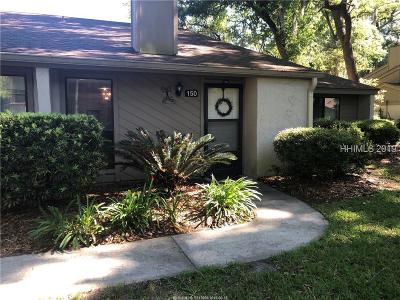 Beaufort County Condo/Townhouse For Sale: 96 Mathews Drive #150