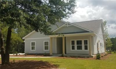 Beaufort County Single Family Home For Sale: 503 Jetfire Point