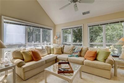 Hilton Head Island Condo/Townhouse For Sale: 19 Wimbledon Court #204