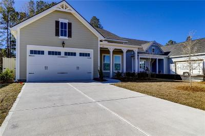 Beaufort County Single Family Home For Sale: 351 Castaway Drive