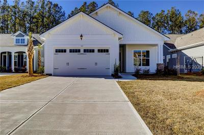 Beaufort County Single Family Home For Sale: 339 Castaway Drive
