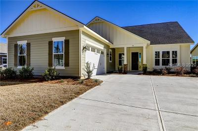 Hampton Lake Single Family Home For Sale: 114 Sand Lapper Cove