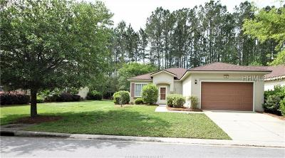 Bluffton SC Single Family Home For Sale: $184,500