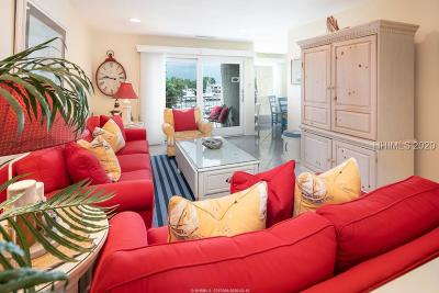 Beaufort County Condo/Townhouse For Sale: 6 Lighthouse Lane #946