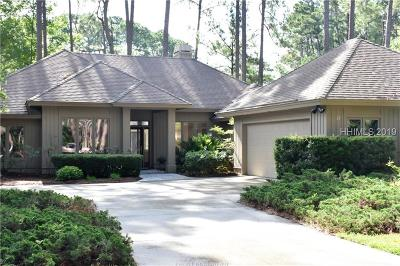 Hilton Head Island Single Family Home For Sale: 12 Virginia Rail Lane