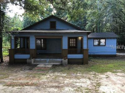 Ridgeland Single Family Home For Sale: 842 N Logan Street