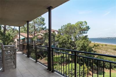 Hilton Head Island Condo/Townhouse For Sale: 251 S Sea Pines Drive #1917
