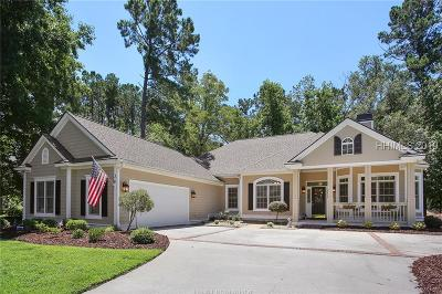 Beaufort County Single Family Home For Sale: 34 Victory Point Drive