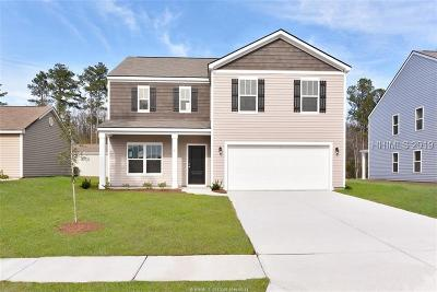 Bluffton Single Family Home For Sale: 2318 Blakers Boulevard
