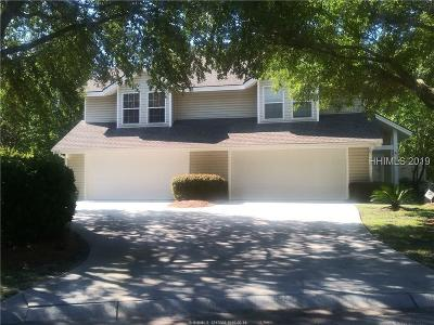 Bluffton Single Family Home For Sale: 37 Lake Linden Lane