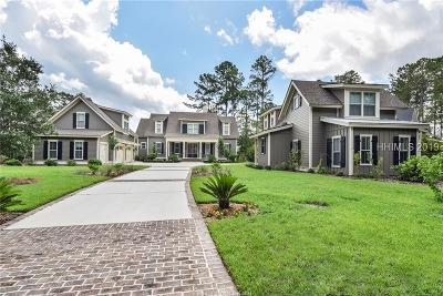 Bluffton SC Single Family Home For Sale: $1,190,000