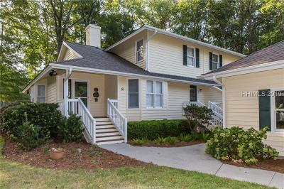 Beaufort County Single Family Home For Sale: 51 Heron Walk