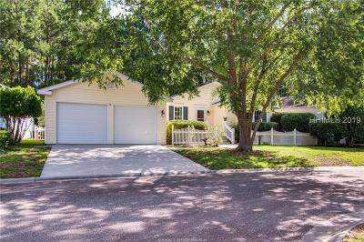 Bluffton Single Family Home For Sale: 12 Spar Pole Lane