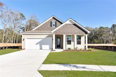 Bluffton SC Single Family Home For Sale: $285,990
