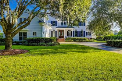 Bluffton SC Single Family Home For Sale: $840,000