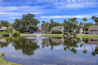 Hilton Head Island Condo/Townhouse For Sale: 45 Queens Folly Road #771