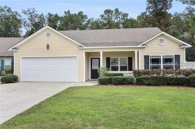 Bluffton Single Family Home For Sale: 24 Beaumont Ct
