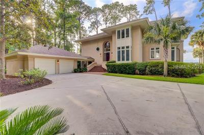 Hilton Head Island Single Family Home For Sale: 11 Twickenham Lane