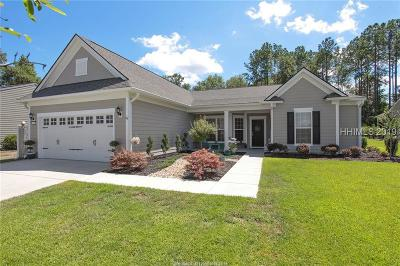 Beaufort County Single Family Home For Sale: 29 Rosewood Ln