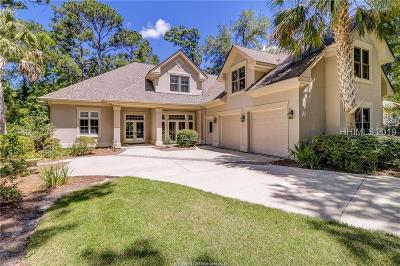 Hilton Head Island Single Family Home For Sale: 29 Stonegate Drive