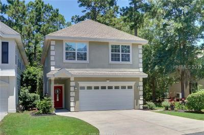Hilton Head Island Single Family Home For Sale: 37 Gold Oak Drive