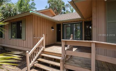 Beaufort County Single Family Home For Sale: 840 Fiddlers Ridge Road