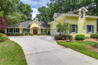 Bluffton Single Family Home For Sale: 47 Greenwood Drive
