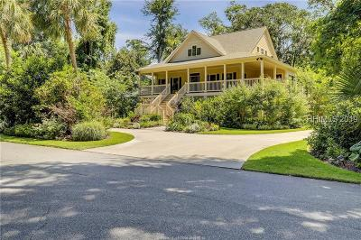 Hilton Head Island Single Family Home For Sale: 28 Haul Away