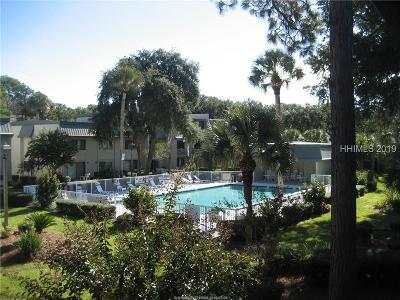 Hilton Head Island Condo/Townhouse For Sale: 26 S Forest Beach Drive #24