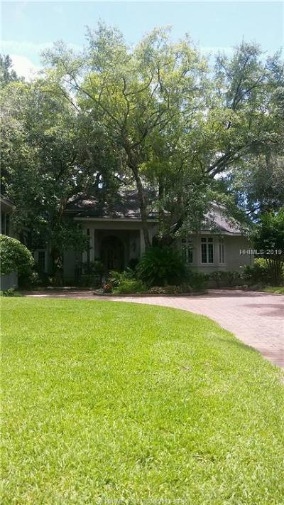 Bluffton Single Family Home For Sale: 4 Spring Hill Court