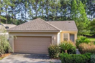 Bluffton Single Family Home For Sale: 103 Cypress Hollow