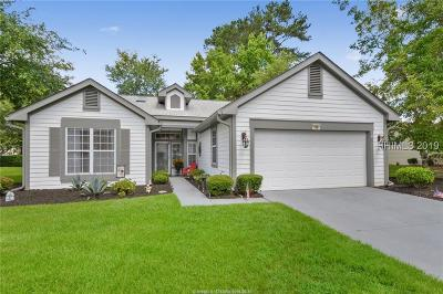 Bluffton Single Family Home For Sale: 109 Fort Beauregard Lane